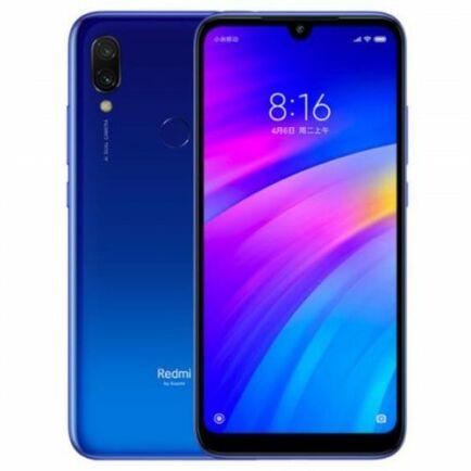 EU ECO Raktár - Xiaomi Redmi 7 4G okostelefon - 4GB 64GB - Kék