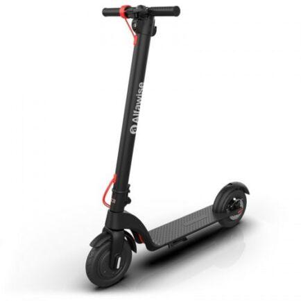 EU ECO Raktár - Alfawise X7 Standard Elektromos Roller - Fekete - 6400 mAh