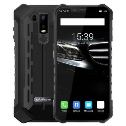 EU ECO Raktár - Ulefone Armor 6E 4G okostelefon - Fekete