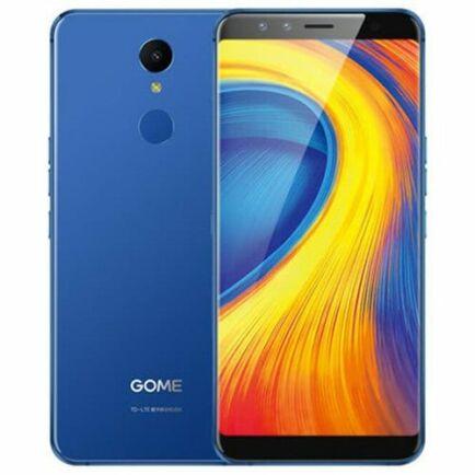 EU ECO Raktár - GOME U7 ( 2017M27A ) 4G okostelefon - Kék