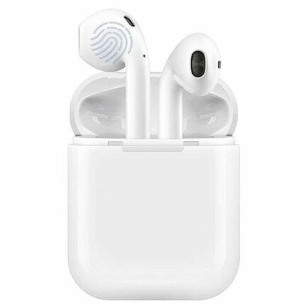 i15 Max Touch Vezetéknélküli Bluetooth 5.0 Fülhallgató - Fehér