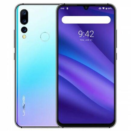EU ECO Raktár - UMIDIGI A5 PRO 4G okostelefon - Kék