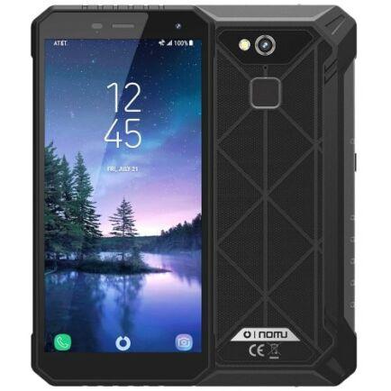 EU ECO Raktár - NOMU S50 PRO 4G okostelefon - Fekete