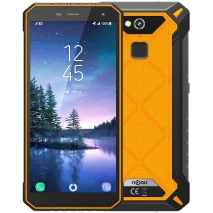 EU ECO Raktár - NOMU S50 PRO 4G okostelefon - Narancs