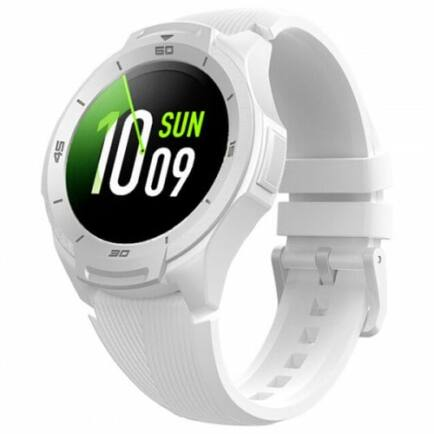 EU ECO Raktár - Ticwatch S2 Úszáshoz Ajánlott GPS Sport Aktivitásmérő Okosóra - Fehér