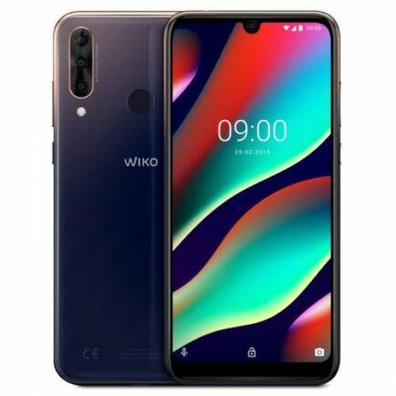 EU ECO Raktár - WIKO View3 Pro 4G okostelefon - Kék