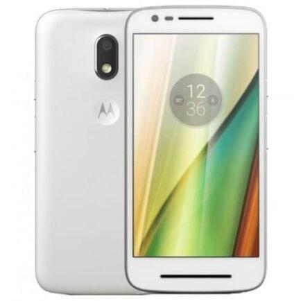 EU CO Raktár - Motorola Moto E3 Power 4G okostelefon - Fehér