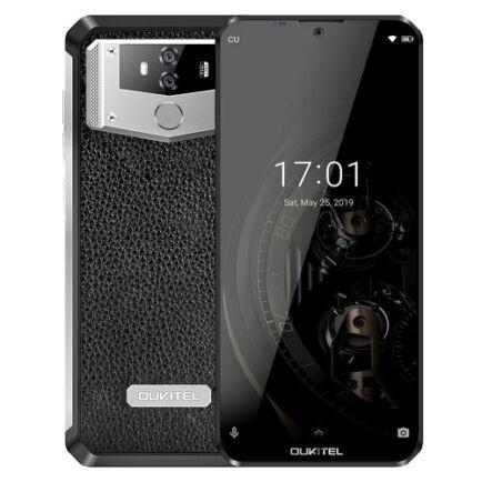 EU ECO Raktár - OUKITEL K12 4G okostelefon - Fekete