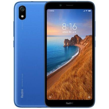 EU ECO Raktár - Xiaomi Redmi 7A 4G okostelefon - 2GB 16GB - Kék