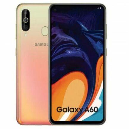 EU ECO Raktár - Samsung Galaxy A60 4G okostelefon - Narancssárga
