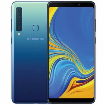 EU ECO Raktár - Samsung Galaxy A9s 4G okostelefon 6.3 inch - Kék