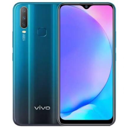 EU ECO Raktár - Vivo Y17 4G okostelefon - Kék