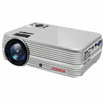 EU ECO Raktár - KONKA PS1 LCD Otthoni Projektor - Fehér