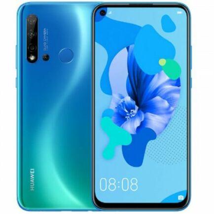 EU ECO Raktár - HUAWEI nova 5i 4G okostelefon - 6GB 128GB - Kék