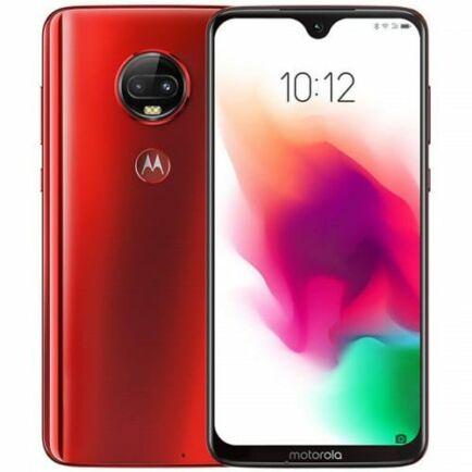 EU ECO Raktár - Motorola Moto G7 Plus 4G okostelefon - 4GB 128GB - Piros