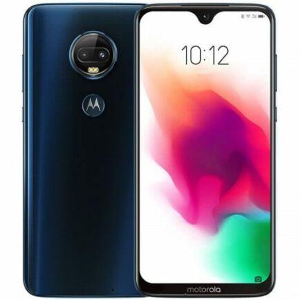 EU ECO Raktár - Motorola Moto G7 Plus 4G okostelefon - 4GB 128GB - Kék