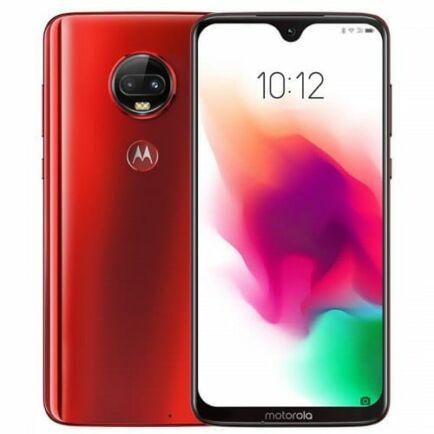 EU ECO Raktár - Motorola Moto G7 Plus 4G okostelefon - 6GB 128GB - Piros