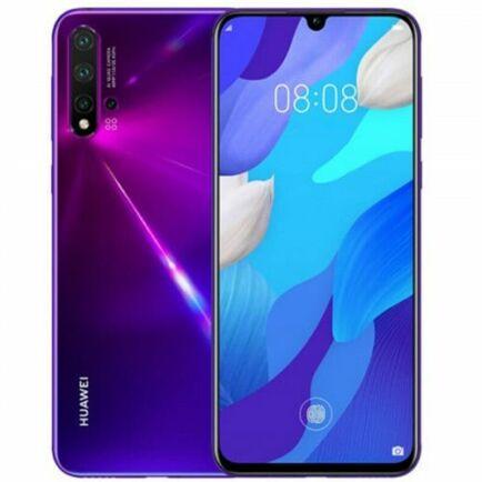 EU ECO Raktár - HUAWEI nova 5 Pro 4G okostelefon 8GB 128GB - Lila
