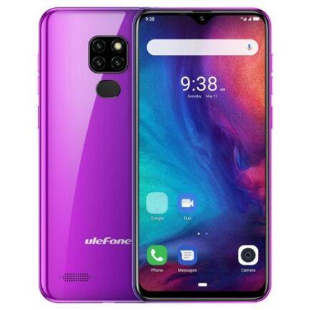 EU ECO Raktár - Ulefone Note 7P 4G okostelefon - Lila