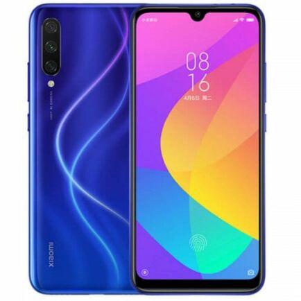 EU ECO Raktár - Xiaomi Mi A3 4G okostelefon - 4GB 64GB - Kék