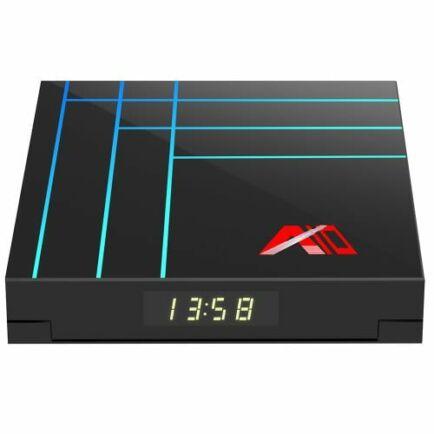 EU ECO Raktár - Bilikay A10 Media Player Smart TV Box 4GB RAM + 64GB ROM