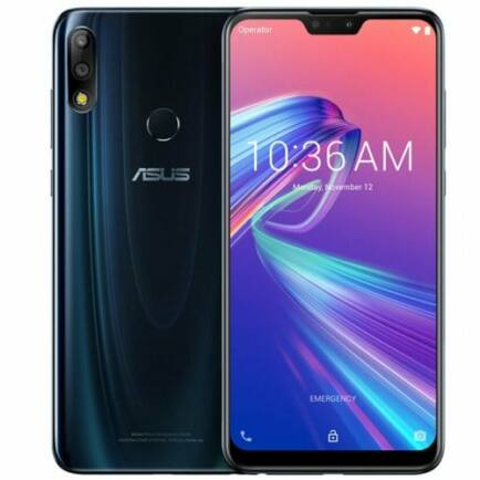 EU ECO Raktár - ASUS ZenFone Max Pro ( M2 ) ( ZB631KL ) 4G okostelefon - 4GB 128GB - Kék