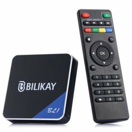 Bilikay BL1 S905W Android 9.0 Smart TV Box