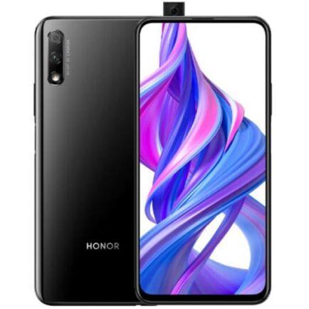 EU ECO Raktár - HUAWEI Honor 9X 4G okostelefon - 6GB 64GB - Fekete