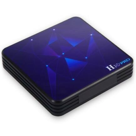 EU ECO Raktár - Gocomma H10 PRO Android 9.0 TV Box - 4GB RAM + 32GB ROM