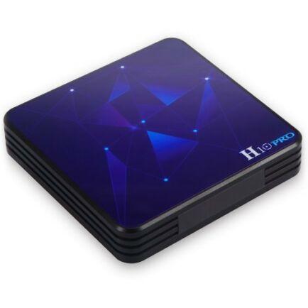 EU ECO Raktár - Gocomma H10 PRO Android 9.0 TV Box - 4GB RAM + 64GB ROM