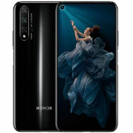 EU ECO Raktár - HUAWEI Honor 20 4G okostelefon - 8GB 128GB - Fekete
