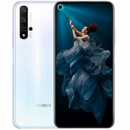 EU ECO Raktár - HUAWEI Honor 20 4G okostelefon - 8GB 128GB - Fehér