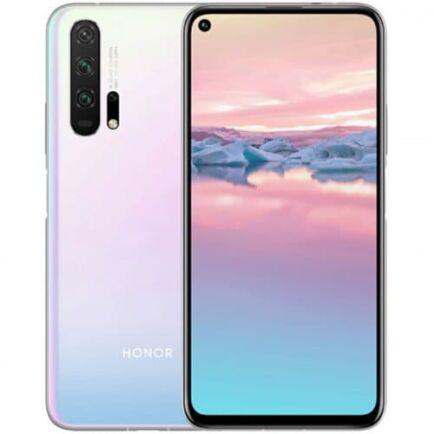 EU ECO Raktár - HUAWEI Honor 20 PRO 4G okostelefon - 8GB 128GB - Fehér