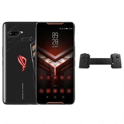 EU ECO Raktár - ASUS ROG ZS600KL 4G okostelefon - 8GB 128GB - Fekete