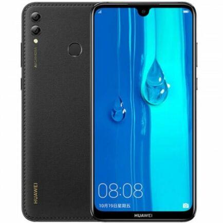 EU ECO Raktár - HUAWEI Y Max 4G okostelefon 4GB RAM 128GB ROM Globális verzió - Fekete