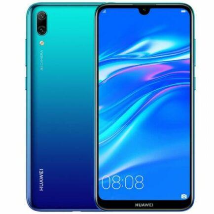 EU ECO Raktár - HUAWEIY7 PRO 2019 4G okostelefon - 3GB 32GB - Kék