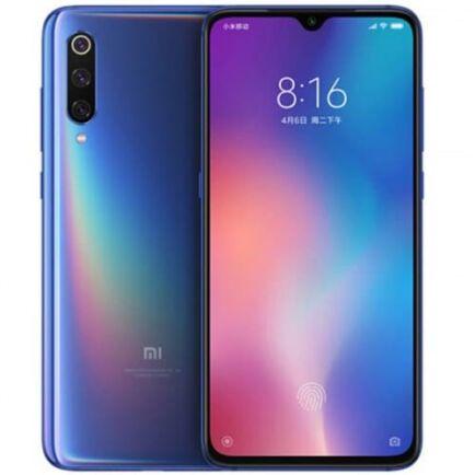 EU ECO Raktár - Xiaomi Mi 9 4G okostelefon - 8GB 256GB - Kék