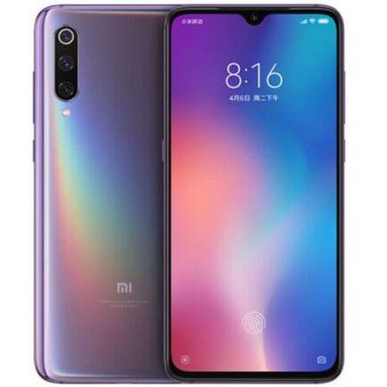 EU ECO Raktár - Xiaomi Mi 9 4G okostelefon - 8GB 256GB - Lila