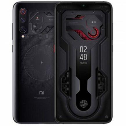 EU ECO Raktár - Xiaomi Mi 9 4G okostelefon - 8GB 256GB - Fekete