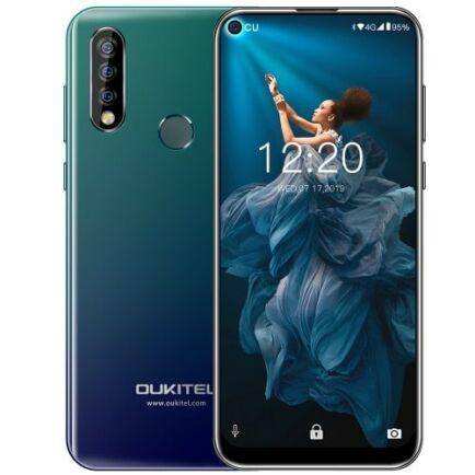 EU ECO Raktár - OUKITEL C17 Pro 4G okostelefon - 4GB 64GB - Kék