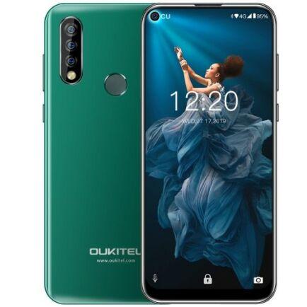 EU ECO Raktár - OUKITEL C17 Pro 4G okostelefon - 4GB 64GB - Zöld