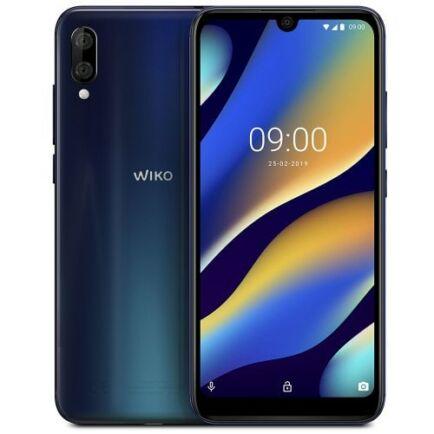 WIKO View 3 Lite 4G okostelefon - Kék