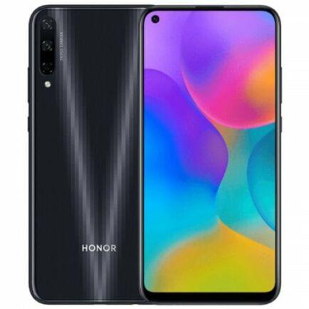 EU ECO Raktár - HUAWEI Honor Play 3 4G okostelefon - 4GB 64GB - Fekete