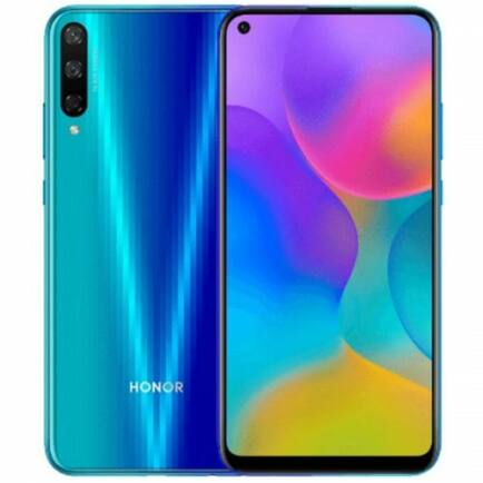EU ECO Raktár - HUAWEI Honor Play 3 4G okostelefon - 4GB 64GB - Kék