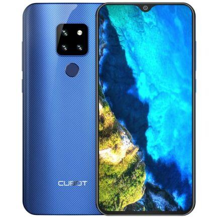 EU ECO Raktár - CUBOT P30 4G okostelefon 4GB RAM 64GB ROM - Kék