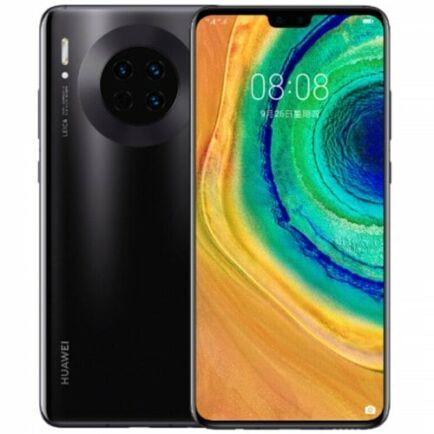 EU ECO Raktár - HUAWEI Mate 30 4G okostelefon - 8GB 128GB - Fekete