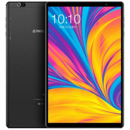 EU ECO Raktár - Teclast P10HD 10.1 inch 4G okostelefon Android 9.0 - Fekete