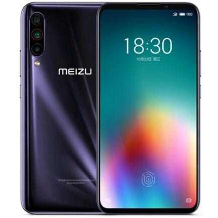 EU ECO Raktár - Meizu 16T 4G okostelefon 6.5 inch 8GB RAM 256GB ROM Okostelefon - Kék
