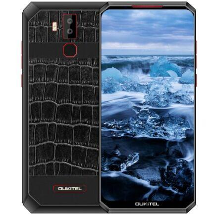 EU ECO Raktár - OUKITEL K13 Pro 4G okostelefon 6.41 inch Android 9.0 - Grafit Fekete