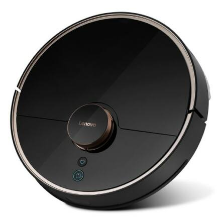 EU ECO Raktár - Lenovo X1 LDS Vezetéknélküli Otthoni Okos Robotporszívó - Fehér